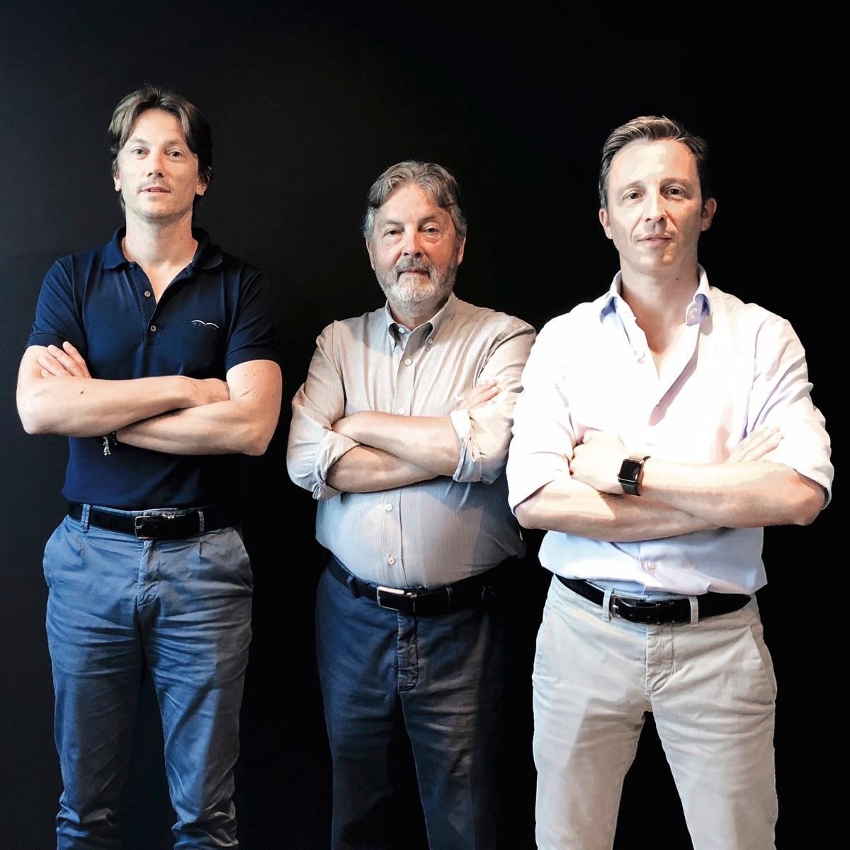 Renato, Andrea e Marco Zanesco-2