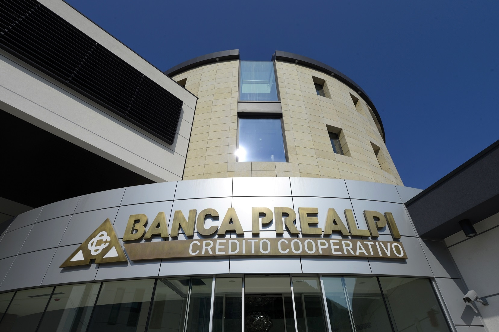 Sede sociale BCC Prealpi SanBiagio a Tarzo (TV)-2-3