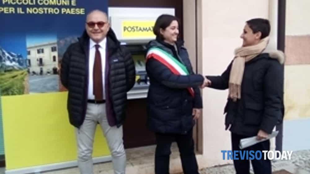 poste italiane: installato il primo postamat dell'ufficio postale di cison di valmarino-2