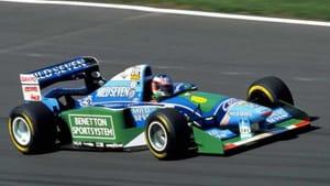 Schumacher-Benetton-Ford-B194-2