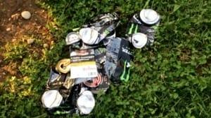 """""""prima i trevigiani"""": sporcizia al parco di santa bona-2"""