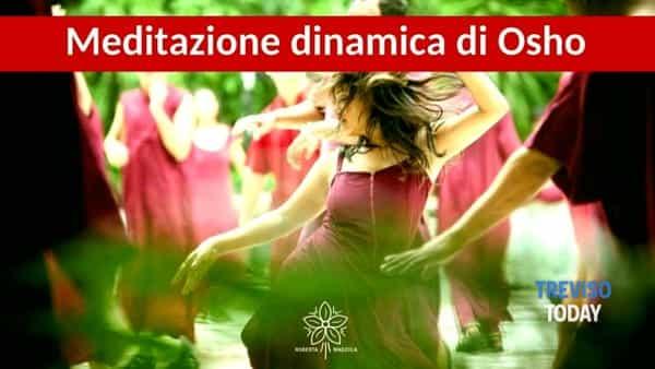 Meditazione dinamica di Osho, nuovo appuntamento a Treviso