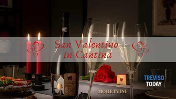 San Valentino in cantina: regala una degustazione