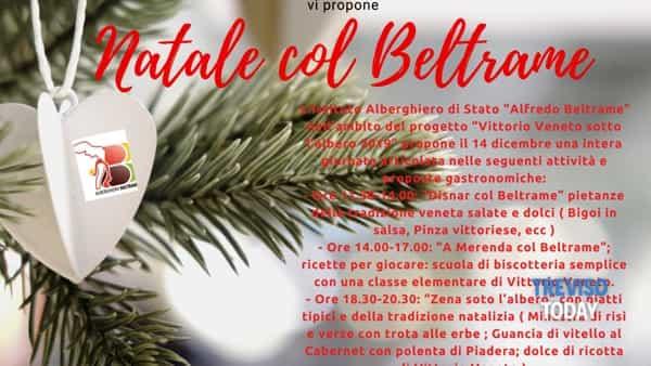 """Un dì soto nadal col Beltrame"""