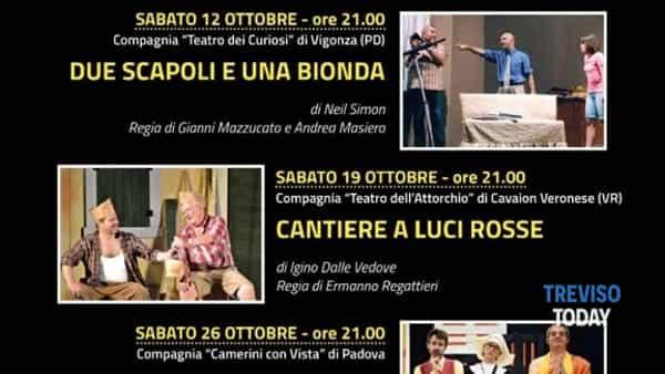 """""""Ridere a teatro"""": svelata la 18esima edizione"""