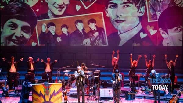 Magical mystery orchestra omaggio ai Beatles
