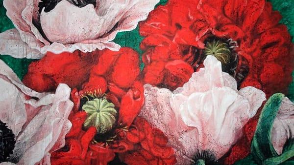 Di fiore in fiore, esposizione personale di Egle Piaser