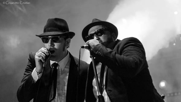 Soul Men Band live @Mattorosso