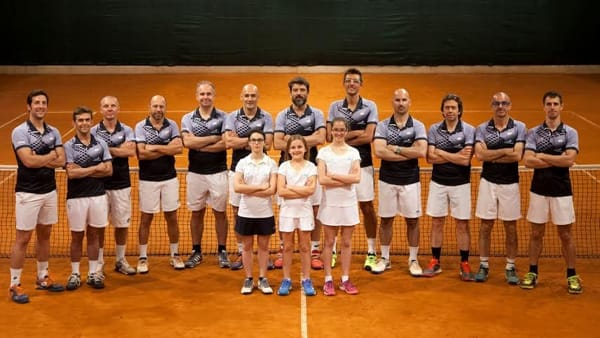 Tennis, serie D: Eurosporting Treviso porta tre team a qualificarsi per i play-off