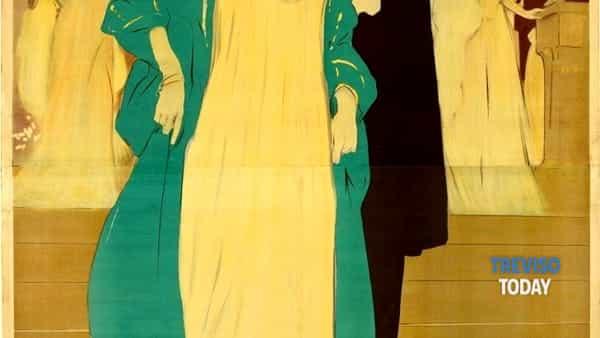 """Visite guidate alla mostra: """"Leopoldo Metlicovitz - l'arte del desiderio"""""""