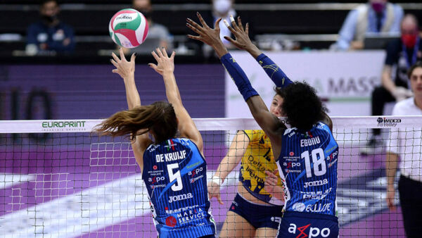 Imoco Volley in gara