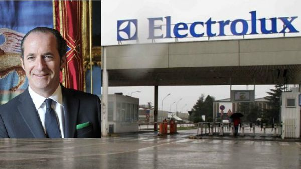 "ELECTROLUX, GAME OVER - Zaia: ""Governo disinteressato"""