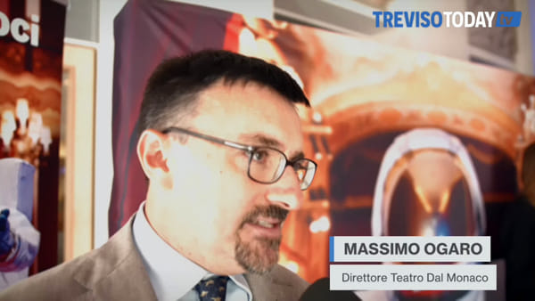 """Marco Paolini torna a Treviso: presentata la prossima stagione del """"Mario Del Monaco"""""""