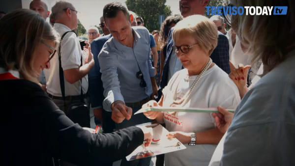 Inaugurato a Vedelago il nuovo Centro sollievo, il sindaco Andretta: «Grazie a tutti i volontari»
