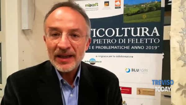 «Bisogna ritornare all'agricoltura vera, gli imput chimici possono essere ridotti»