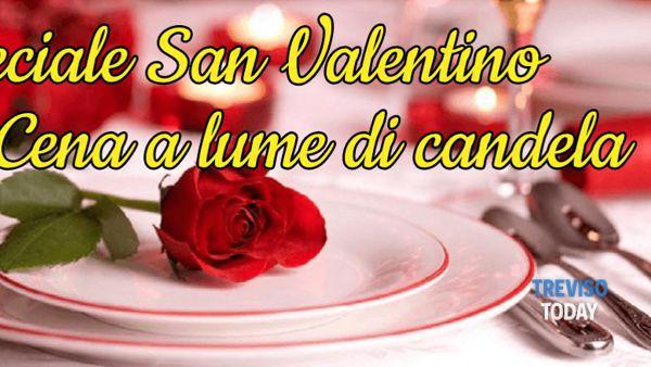 Cena romantica a lume di candela all'agriturismo Il Cascinale