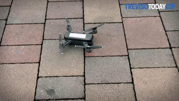 Indagini, incidenti, inquinamento e lotta al degrado: la polizia locale si affida ai droni
