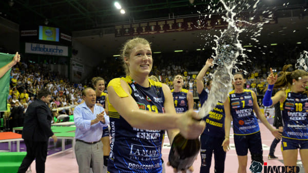 Imoco Volley: un'altra top-player come Samanta Fabris riconfermata Pantera