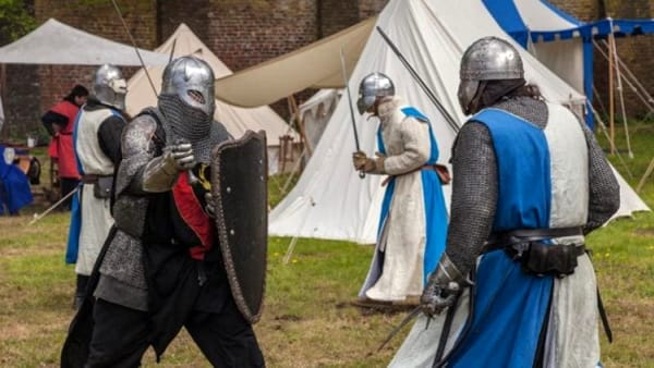 """Avalon"": Resana ospita uno speciale festival medievale"