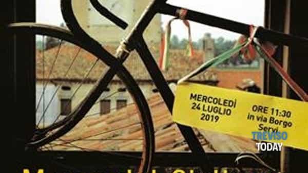 Inaugurazione museo del ciclismo alto Livenza a Portobuffolè