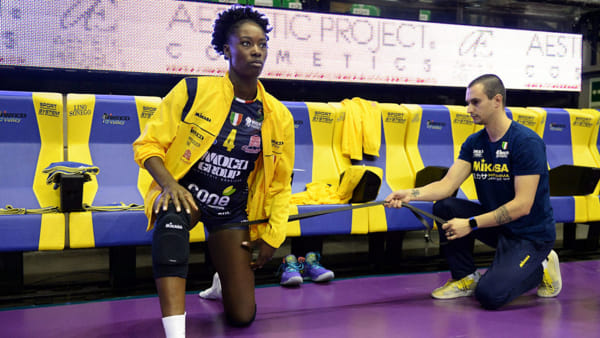 Imoco Volley: stagione finita per Megan Easy