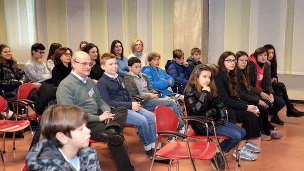 Istituto Palladio_Un momento della Consulta Studenti-2