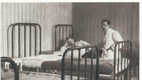 TV infermieria del Sant'Artemio-2