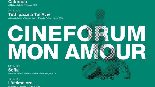 """""""Cinema mon amour"""": a Oderzo torna l'appuntamento con il cineforum"""