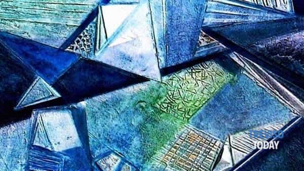 "Mostra ""Frammentazioni immaginarie"" di Gianni Paganelli"