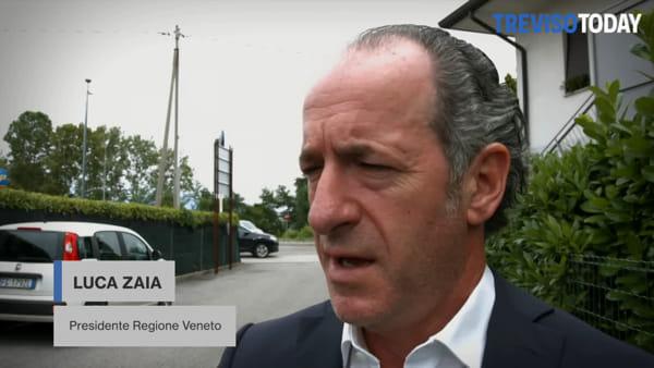 Autonomia del Veneto, Zaia: «Così si consegna il sud al medioevo»