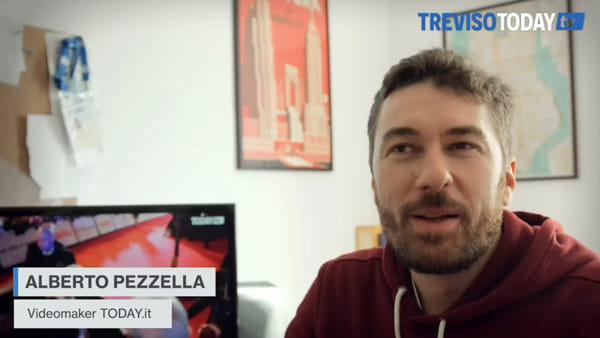 Videomaker trevigiano inviato a Sanremo: «Vi racconto i retroscena del Festival»