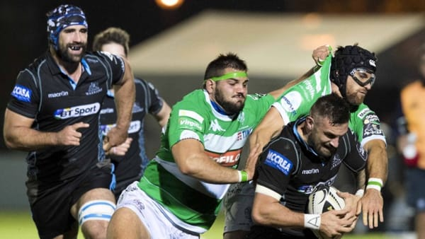 Benetton Rugby: ennesima sconfitta, contro i Glasgow Warriors finisce 31 a 14