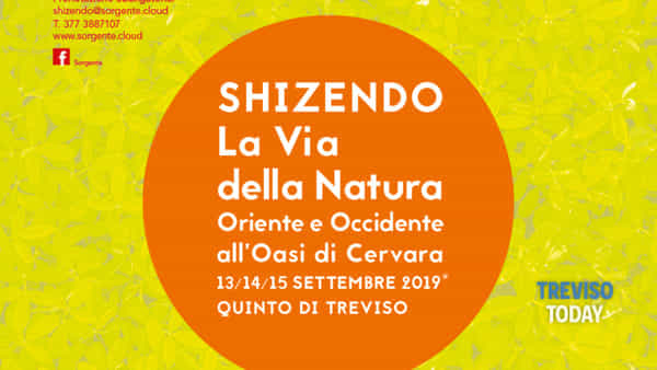 Shizendo - La via della natura | Oriente e occidente all'Oasi di Cervara
