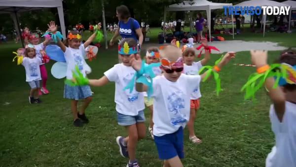 Oltre 2mila bambini a Silea per la festa dei centri estivi della Cooperativa Comunica