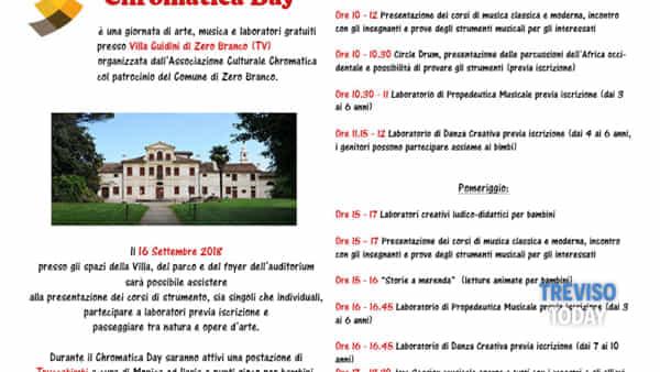 chromatica day: una passeggiata tra arte e musica a villa guidini di zero branco -3