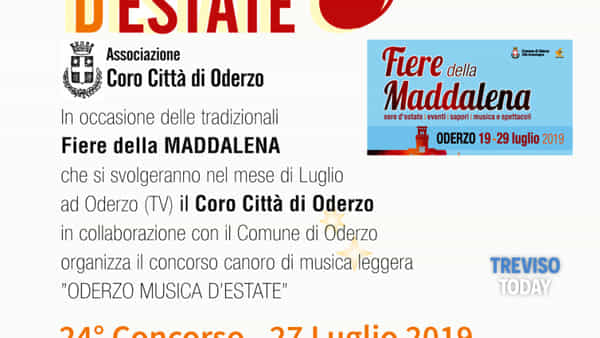 Oderzo Musica d'Estate