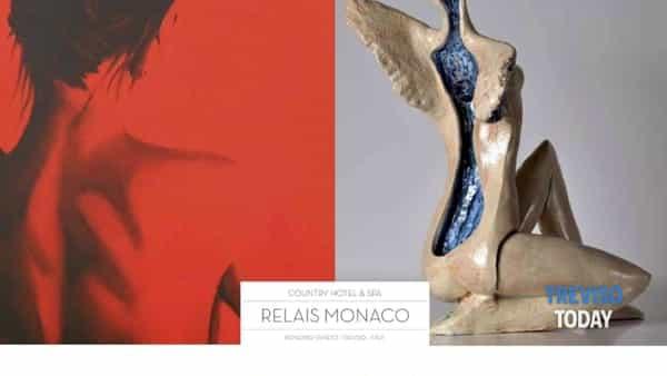 """Alan Concas, Betty Gobbo - Mostra  """"Luci e ombre nella materia"""""""