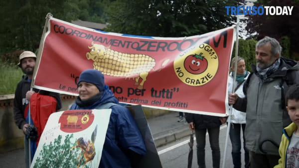 """""""No alla monocoltura del vigneto"""": successo di presenze per l'attesa Marcia No Pesticidi"""