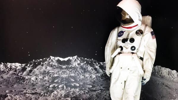 """Mostra """"Viaggiatori del cosmo. Meteoriti & Co."""""""