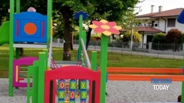 nuovo parco giochi inclusivo a crocetta del montello-2
