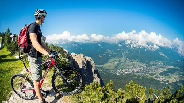Cortina Climb&Ride (Bandion foto)
