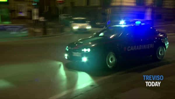 Anche a Treviso di celebra il 205° anniversario dalla fondazione dell'Arma dei Carabinieri