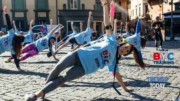 Un allenamento tra la natura e la cultura di uno dei borghi più belli d'Italia