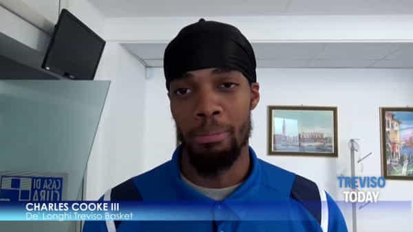 De Longhi, visite mediche per Cooke III: le prima parole da giocatore Tvb