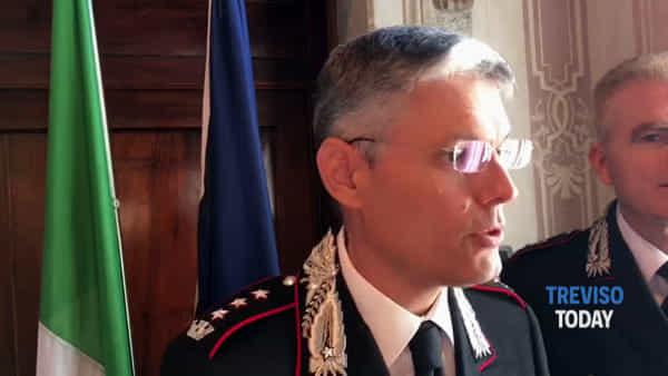 Al vertice dell'Arma di Treviso arriva il colonnello Gianfilippo Magro: «Sarò al servizio della comunità»