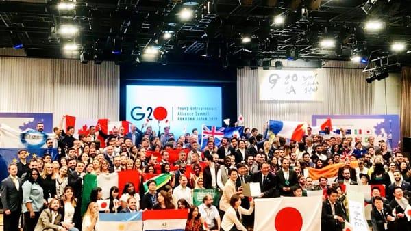 G20 YEA-2