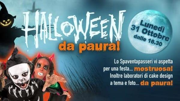 Halloween da paura al Centro Commerciale Conè!
