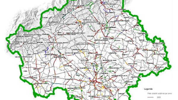 Cartina Mappa Comuni Veneto.Coronavirus La Mappa Dei Contagi Comune Per Comune