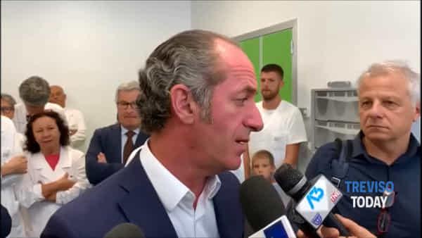 Carenza di medici, ne mancano 1300 in Veneto: Zaia promette nuove assunzioni