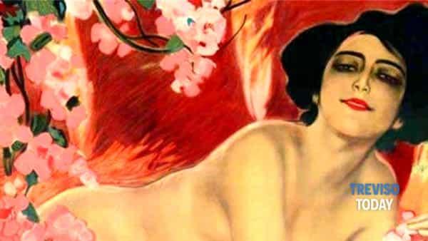 """""""Leopoldo Metlicovitz, l'arte del desiderio"""": nuova mostra al Museo Salce"""